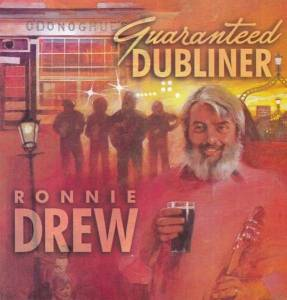 Cover - Ronnie Drew: Guaranteed Dubliner