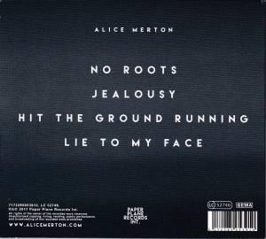 Alice Merton:No Roots - Mini-CD / EP, 2017, ...