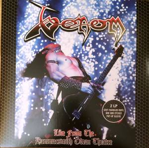 Venom: Live From The Hammersmith Odeon Theatre - Cover