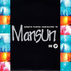 Cover - Mansun: One EP