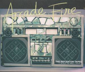 Arcade Fire: Reflektor Tapes, The - Cover