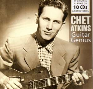 Cover - Chet Atkins: Guitar Genius