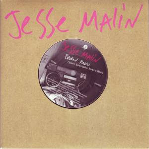 Cover - Jesse Malin: Broken Radio