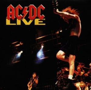 AC/DC: Live - Cover