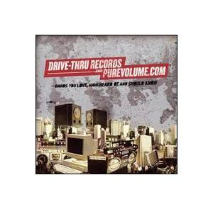 Cover - Matchbook Romance: Drive-Thru Records And Purevolume.Com