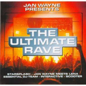 Cover - Adrima: (Jan Wayne Presents) The Ultimate Rave