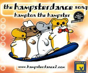 Hampton The Hampster: Hampsterdance Song, The - Cover