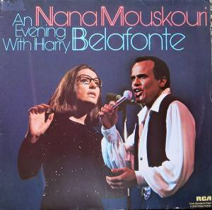 Harry Belafonte: Evening With Belafonte / Mouskouri, An - Cover