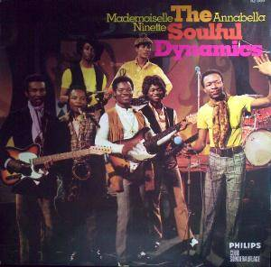 Cover - Soulful Dynamics, The: Mademoiselle Ninette / Annabella