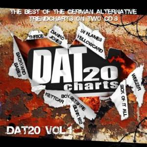 DAT 20 Compilation Vol. 1: The Best Of The German Alternative Trendcharts - Cover