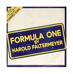Cover - Harold Faltermeyer: Formula One