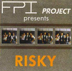 F.P.I. Project: Risky - Cover