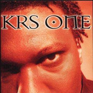 Cover - KRS-One: KRS One