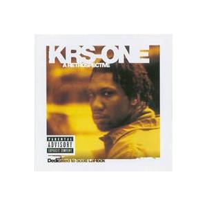Cover - KRS-One: Retrospective, A