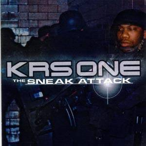 Cover - KRS-One: Sneak Attack, The