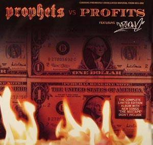 Cover - KRS-One: Prophets Vs. Profits