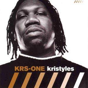 Cover - KRS-One: Kristyles