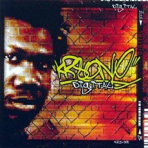 Cover - KRS-One: D.I.G.I.T.A.L.