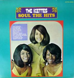 Cover - Ikettes, The: Soul The Hits