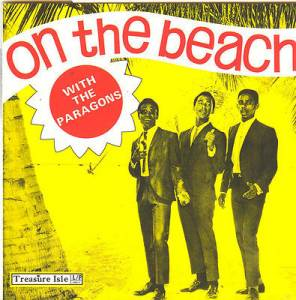 Cover - Paragons, The: On The Beach With The Paragons