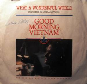 Cover - Wayne Fontana & The Mindbenders: What A Wonderful World (Good Morning Vietnam)