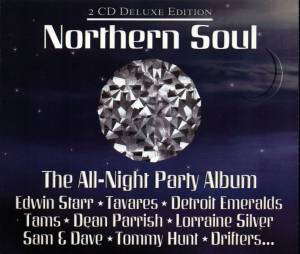 Northern Soul - The All-Night Party Album - Cover