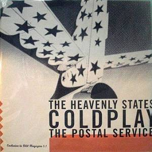 Cover - Postal Service, The: Heavenly States / Coldplay / The Postal Service, The