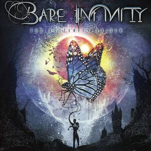 Bare Infinity: The Butterfly Raiser (CD) - Bild 1