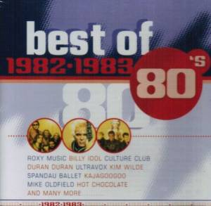 Cover - Peabo Bryson & Roberta Flack: Best Of 1982-1983