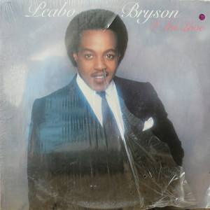 Cover - Peabo Bryson: I Am Love