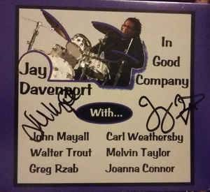 Jay Davenport: In Good Company (CD) - Bild 1