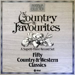 Country Favourites - Fifty Country&Western Classics - Cover