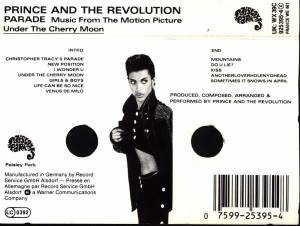 Prince And The Revolution: Parade (Tape) - Bild 2