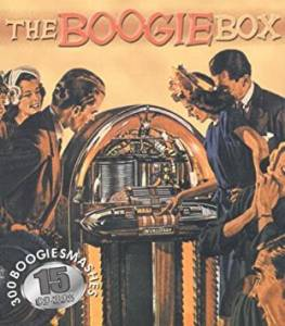 Cover - Camille Howard: Boogie Box, The