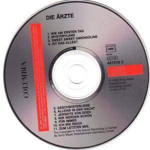 Die Ärzte: Die Ärzte (CD) - Bild 3