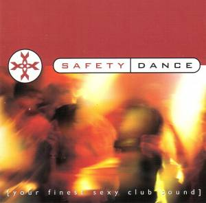 Cover - Crystal Clear: Safety Dance
