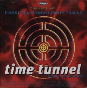 Time Tunnel - Thrilling Underworld Vol. 1 - Cover