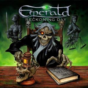 Cover - Emerald: Reckoning Day