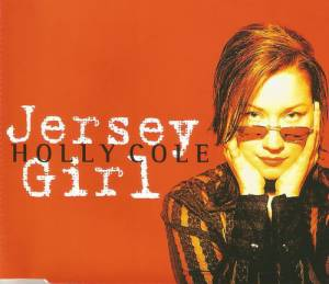 Cover - Holly Cole: Jersey Girl