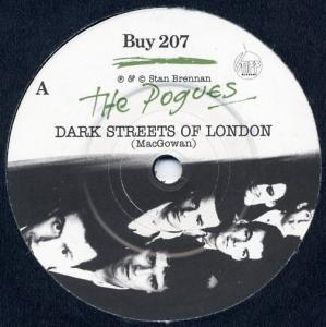 Pogues The Dark Streets Of London 1984
