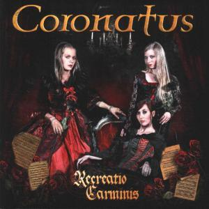 Coronatus: Recreatio Carminis - Cover