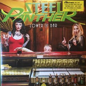 Cover - Steel Panther: Lower The Bar