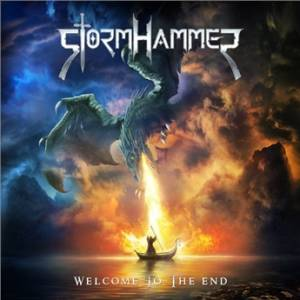 Stormhammer: Welcome To The End - Cover