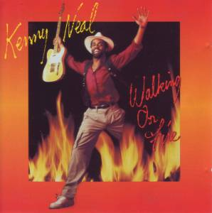 Cover - Kenny Neal: Walking On Fire