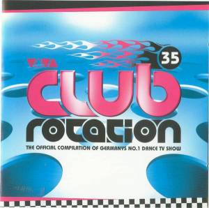 Cover - Real Booty Babes, The: Club Rotation Vol. 35