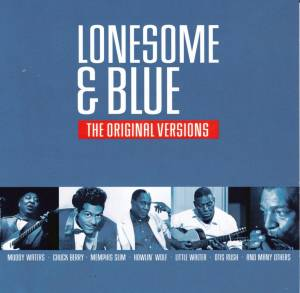 Lonesome & Blue - The Original Versions - Cover