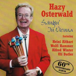 Cover - Hazy Osterwald: Swingin' In Vienna - 60th Anniversary Album