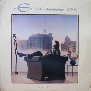 "Cover - Evelyn ""Champagne"" King: Flirt"