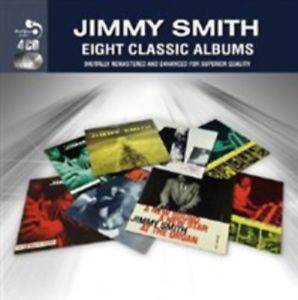 Cover - Jimmy Smith: Eight Classic Albums