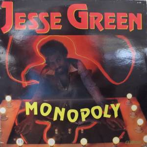 Cover - Jesse Green: Monopoly